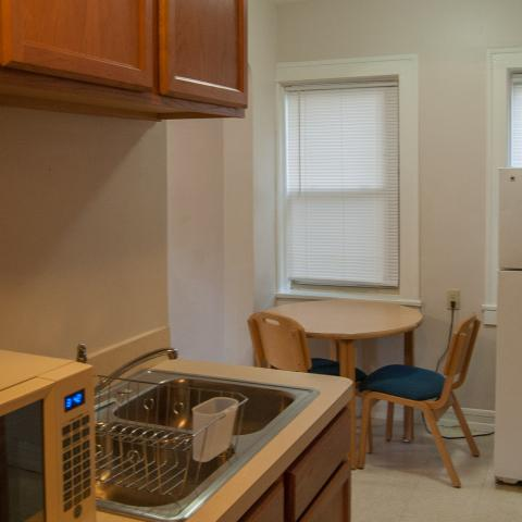 1680 Apartments Example Kitchen