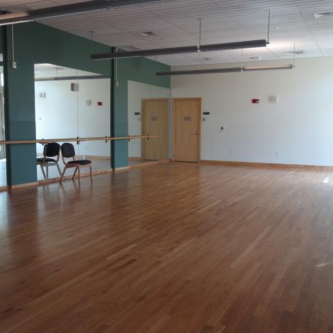 Village House 3A Dance Practice Room