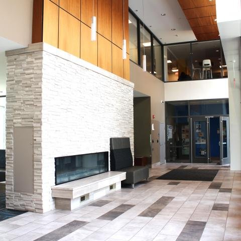 STJ Main Entrance Lobby