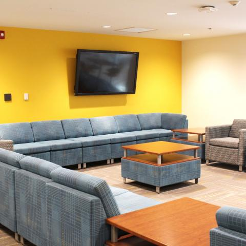 STJ 2nd Floor Lounge for residents