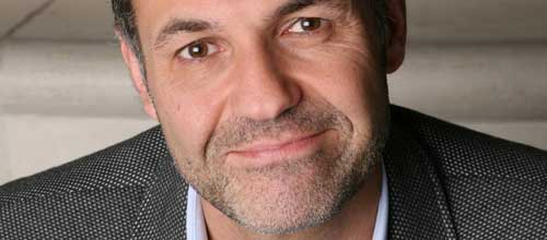 Photo of Khaled Hosseini