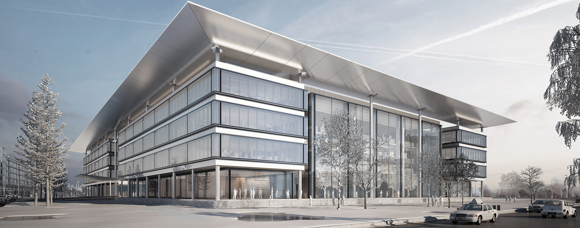 Case western reserve university one of the nations best render of the health education center render of the health education center fandeluxe Choice Image