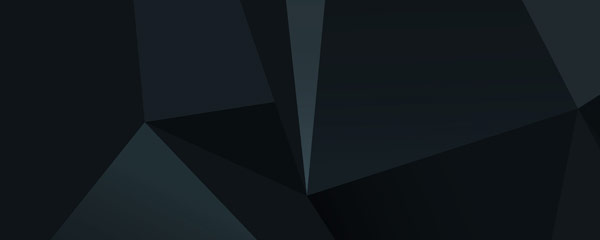 Image of geometric shapes in shades of black