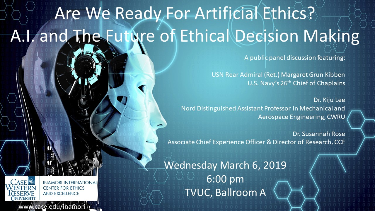 Artificial Intelligence Panel - March 6, 2019