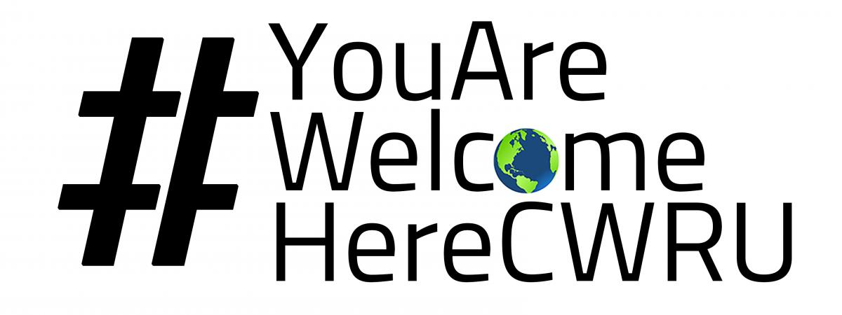 You Are Welcome Here CWRU