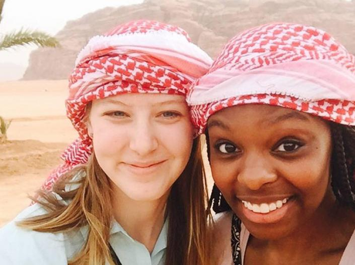 Center for International Affairs Education Abroad Featured Scholarship