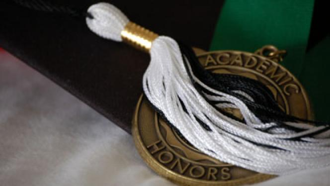 image of Academic Honors Medal