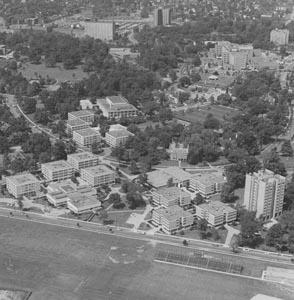 CWRU in 1970