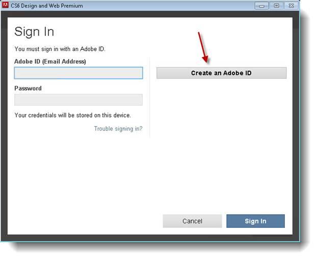 Adobe Cs6 Web Design Installation Instructions
