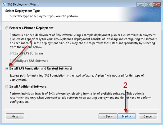 SAS 9 4 for Windows Installation Instructions
