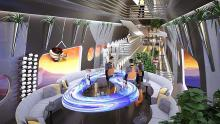 Boeing Advanced Concepts New Type of Cabin