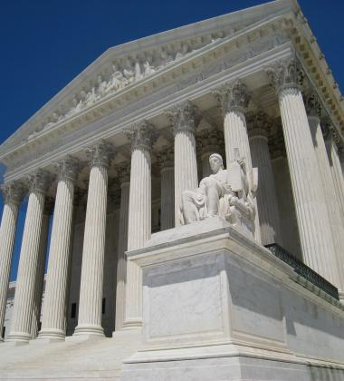 photo of U.S. Supreme Court