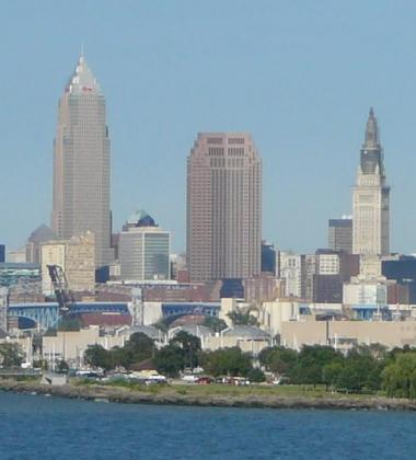 Photo of Cleveland Skyline