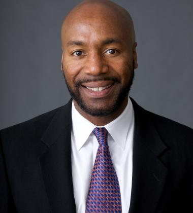 Paul Butler, Albert Brick Professor in Law at Georgetown