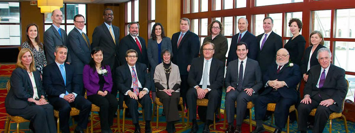 Law Alumni Association Board at case western reserve university