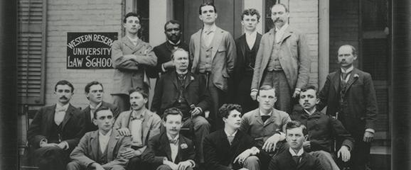 members of class of 1892 western reserve university law school