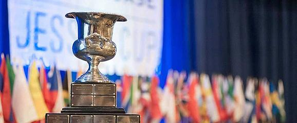 Photo of the Jessup International Moot Court Championship Cup