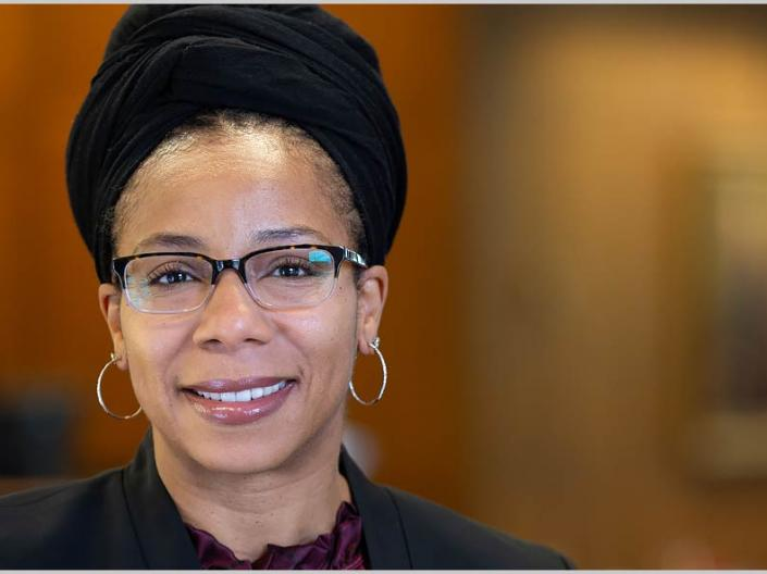 Photo of Professor Ayesha Hardaway