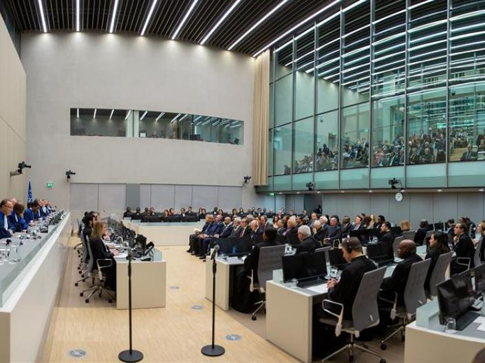 Photo of the International Criminal Court