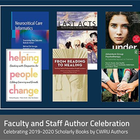 Faculty Author book jackets