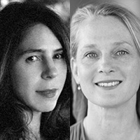 Rachel Kushner & Piper Kerman headshots