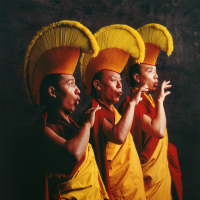 Mystic Arts Monks Singing