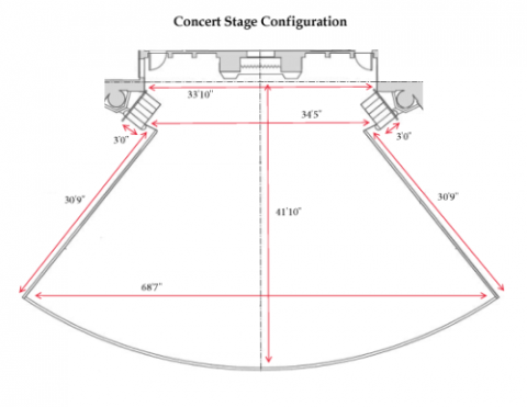 stage dimensions maltz performing arts center case western