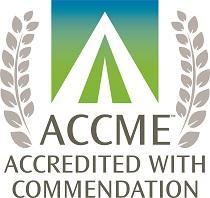 ACCME Commendation Image