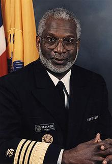 David Satcher, MD