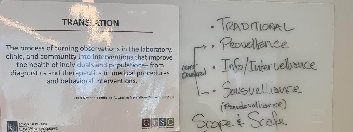 Community and Collaboration Translational Science Poster