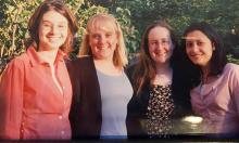 Group photo of Genetic Counseling Class of 2002