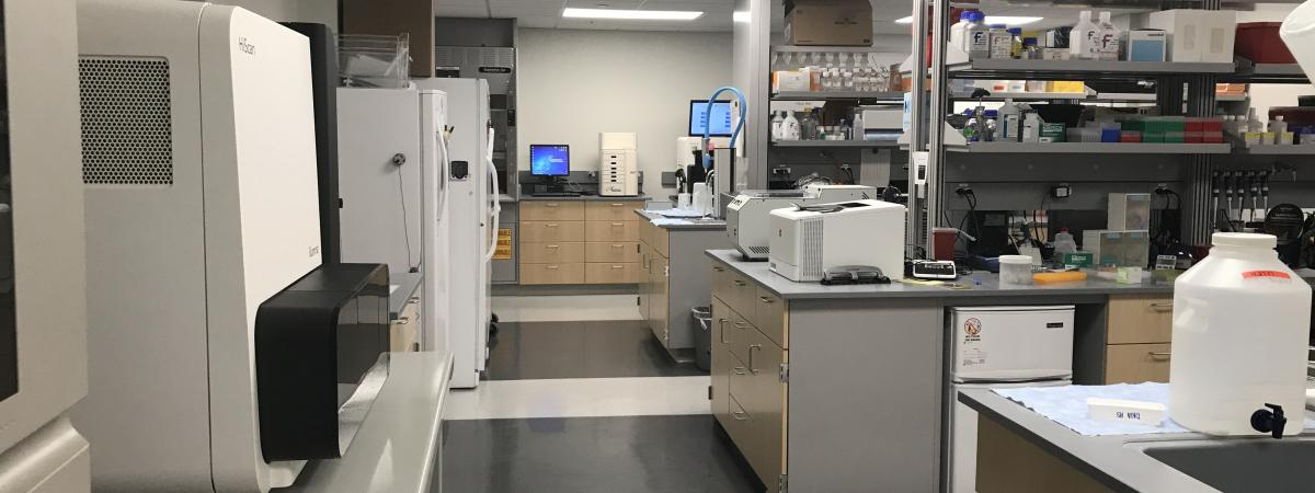 The Genomics Core laboratory at CWRU