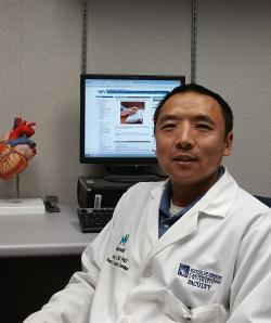 Jidong Fu, MD, PhD, Assistant Professor