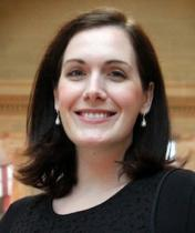 Image of headshot of Andrea Rager