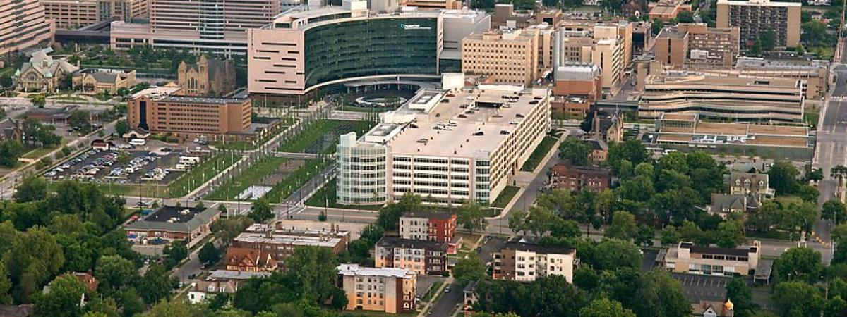 Image of the Cleveland Clinic