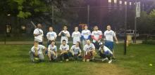 neurosciences softball team
