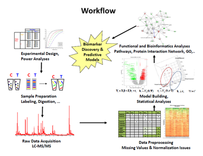 Label Free Expression Proteomics