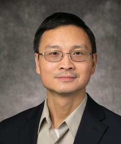 Portrait of Tsan Sam Xiao