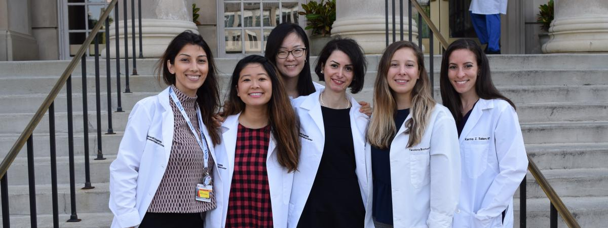Women in Radiology   Radiology   School of Medicine   Case