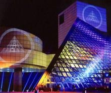 Image of Rock and Roll Hall of Fame.