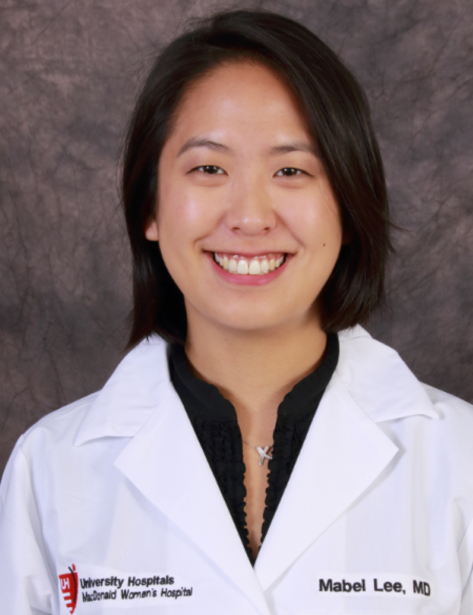 head shot of Dr. Lee