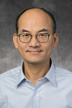 Portrait of Edward Yu