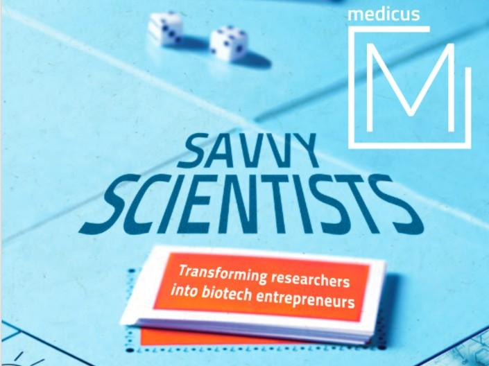 Savvy Scientists - Transforming researchers into biotech entrepreneurs