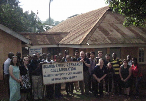 image of Uganda CWRU Research Collaboration in Uganda