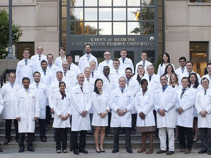 A group staff photo of all of Surgery team.