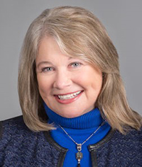 Headshot of Loressa Cole, advisory board member for the Marian K. Shaughnessy nurse Leadership Academy at the Frances Payne Bolton School of Nursing at Case Western Reserve University in Cleveland, Ohio.