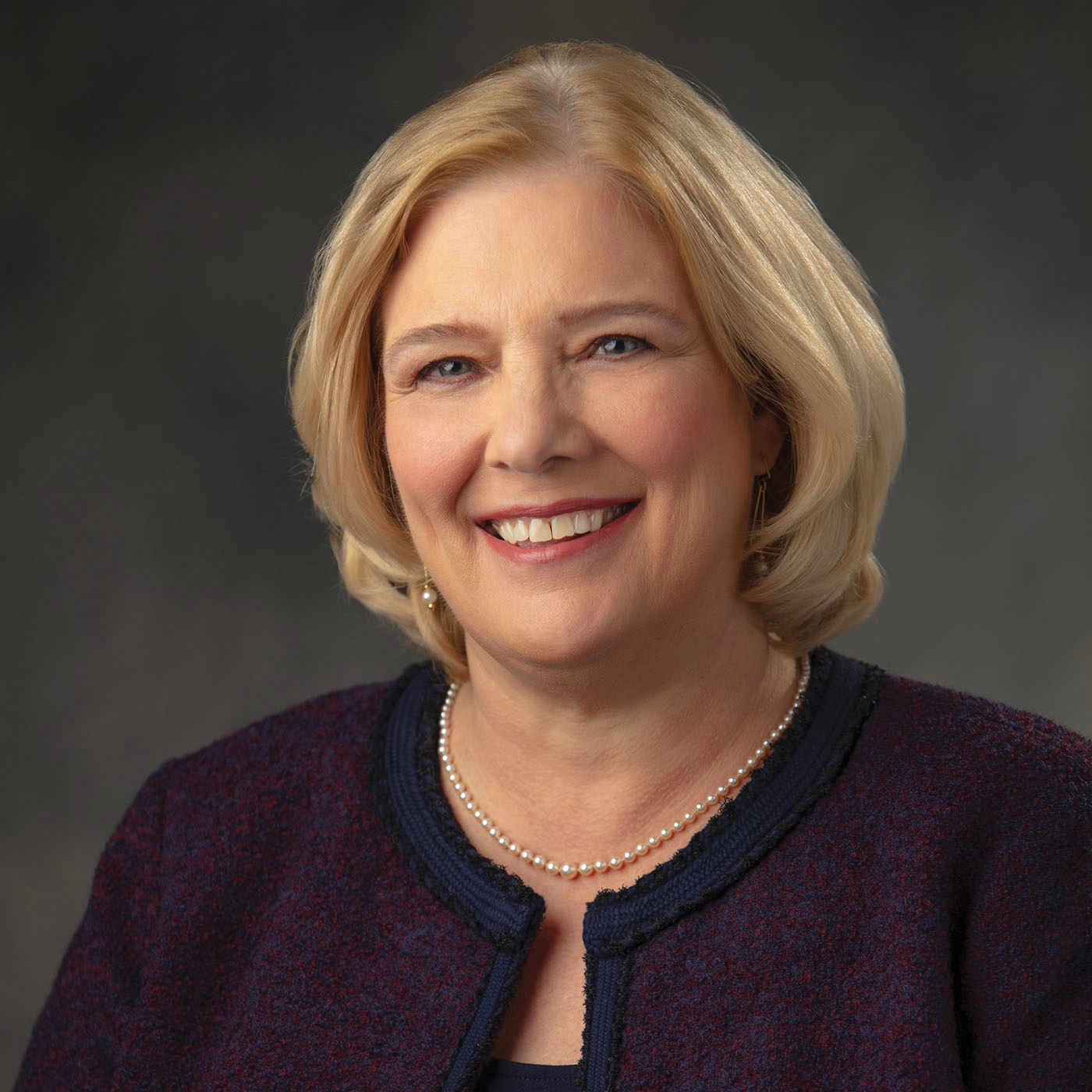 Photo of Carol M. Musil, Dean of Frances Payne Bolton School of Nursing.