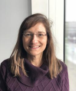 Photo of Leslie A. Stroud, APRN-CNM, MSN.