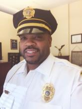 Photo of Chief of Police Jay Hodge