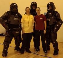 CWRU PD RAD Instructors